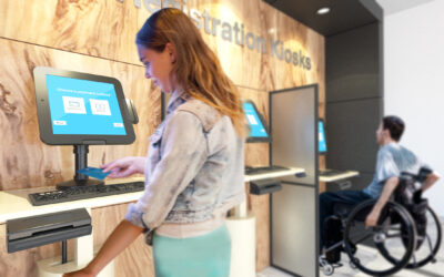 The Benefits of Self-Registration Kiosks