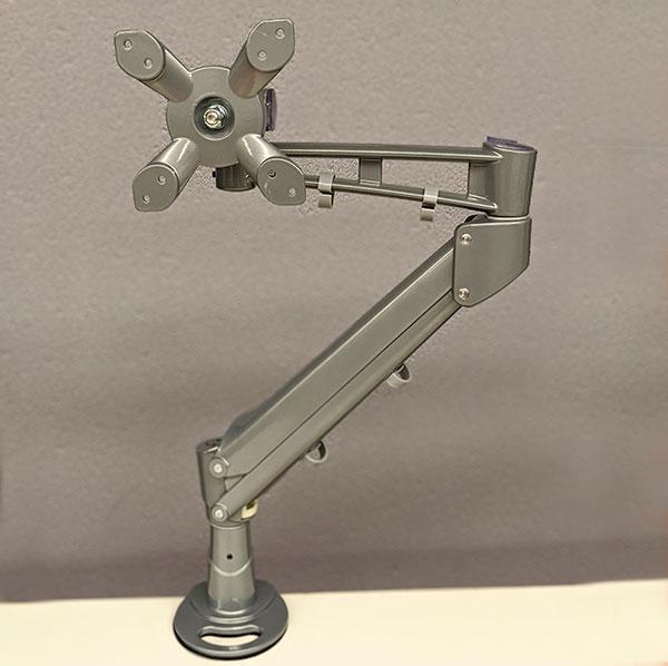 HD single monitor arm